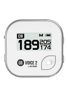 GolfBuddy Golfbuddy Golf Buddy Voice2 Gps / Talking Golf Gps Rangefinder Picture