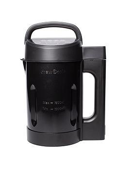 drew-cole-soup-maker-essential-black