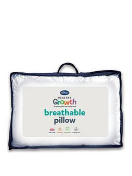Silentnight Silentnight  Healthy Growth Breathable Pillow Picture