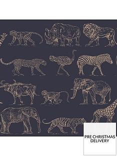 boutique-safari-midnight-wallpaper