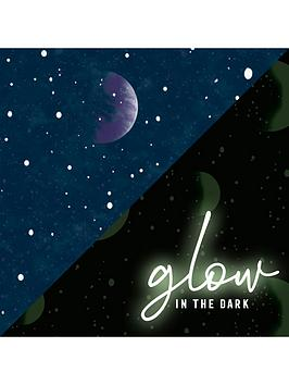 Superfresco  Planetarium Glow In The Dark Wallpaper