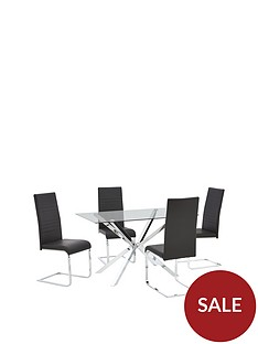 chopstick-130-cm-dining-table-4-jet-chairs