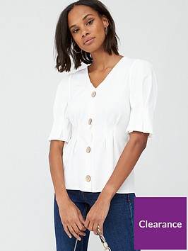 v-by-very-button-front-top-white
