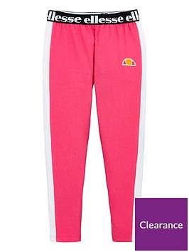 ellesse-younger-girls-bellina-leggings-pink