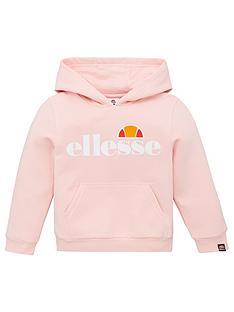 ellesse-younger-girls-isobel-overhead-hoodie-pink