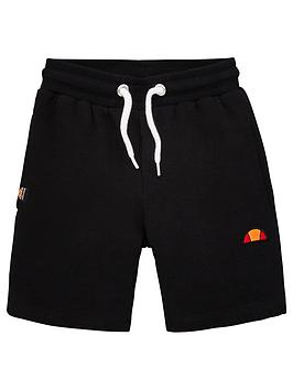 ellesse-younger-boys-toyle-shorts