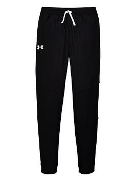 Under Armour Under Armour Childrens Prototype Pants - Black/White Picture