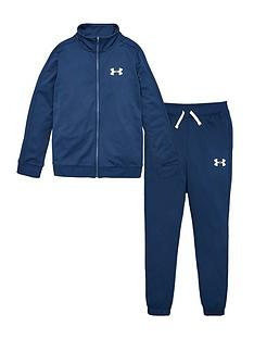 under-armour-knitted-tracksuit-top-navywhite