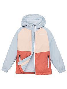 columbia-girls-dalby-springstrade-jacket-peach
