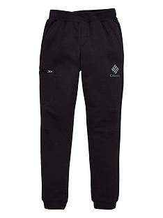 columbia-boys-logo-jogger-black