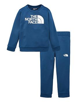 The North Face The North Face Toddler Boys Surgent Crew Set - Navy Picture