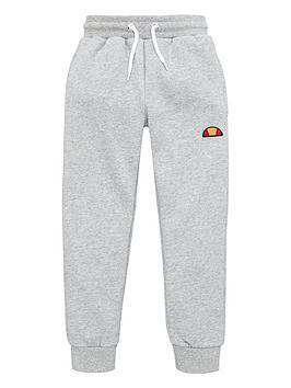 Ellesse Ellesse Younger Boys Colino Joggers - Grey Picture
