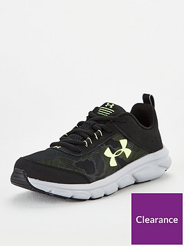 under-armour-junior-assert-8-trainers-blackgrey