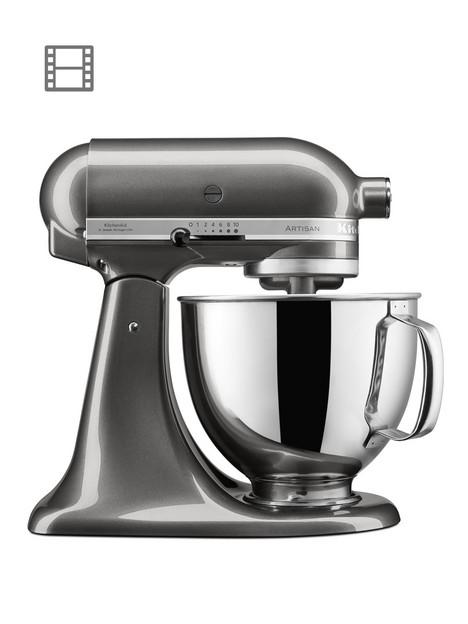 kitchenaid-ksm125bqg-artisan-stand-mixer-liquid-graphite
