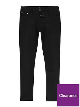 river-island-big-and-tall-black-danny-super-skinny-jeans