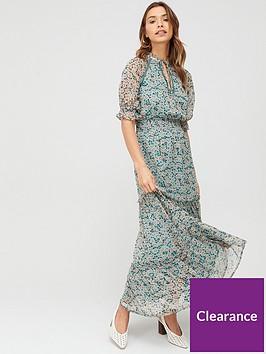 v-by-very-ladder-trim-tiered-maxi-dress-print