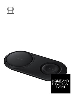 samsung-qi-enabled-afc-wireless-charger-duo-pad-inc-ta-for-any-wirelessqi-compatible-device-inc-samsung-note-10-black