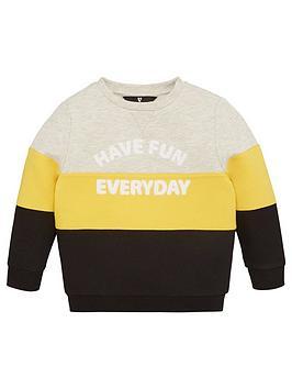 v-by-very-boys-colourblock-have-fun-every-day-sweatshirt
