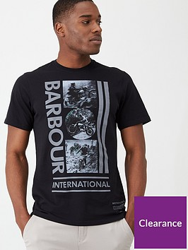 barbour-international-mono-print-t-shirt-black