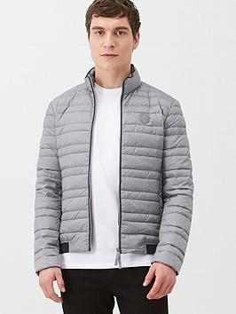 Armani Exchange   Padded Jacket - Grey