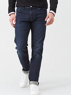 armani-exchange-j16-straight-fit-dark-wash-jeans-indigo