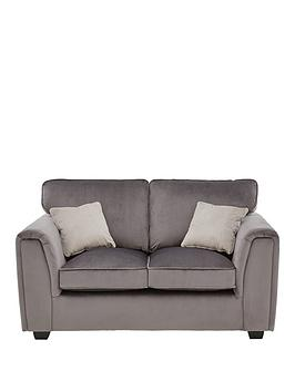 Very Odion Fabric 2 Seater Standard Back Sofa Picture