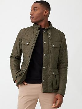 Barbour International Barbour International Ariel Quilted Jacket - Olive Picture