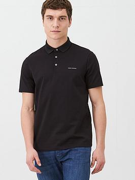 armani-exchange-jersey-polo-shirt-black
