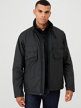 Barbour International Barbour International Tennant Wax Jacket - Moss Picture