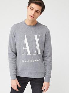 armani-exchange-icon-ax-logo-sweatshirt-grey