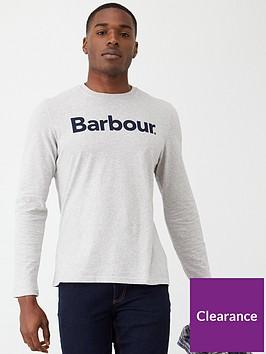 barbour-roanoake-long-sleeve-t-shirt-grey-marl