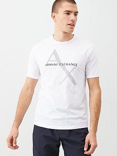 armani-exchange-ax-contrast-logo-t-shirt-white