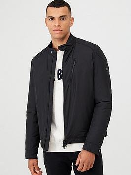 Barbour International Barbour International Station Quilted Jacket - Black Picture