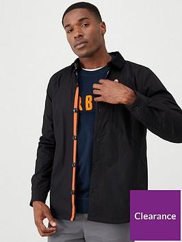 barbour-baltic-overshirt-black