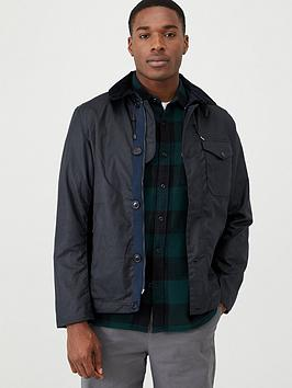 Barbour Barbour Bunt Wax Jacket - Black Picture