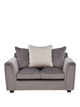 Very Odion Fabric 2 Seater Scatter Back Sofa Picture