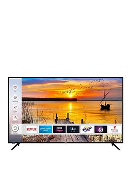 Luxor    65 Inch, 4K Ultra Hd, Freeview Play, Smart Tv