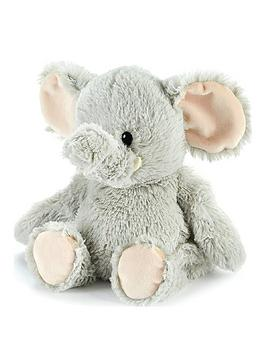 Very Warmies Heatable Elephant Grey Picture