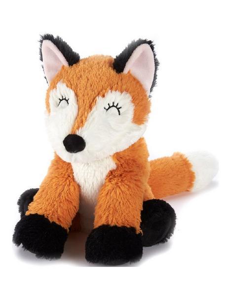 warmies-heatable-fox