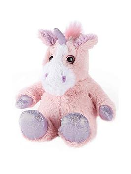 Very Warmies Heatable Unicorn Pink Picture
