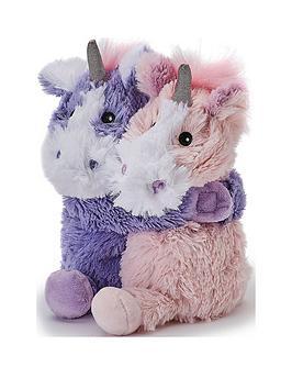 Very Warmies Cuddles Unicorns Picture
