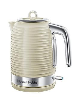 Russell Hobbs Russell Hobbs Inspire Kettle - Cream Picture