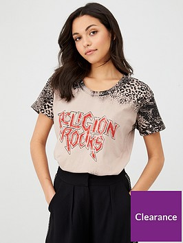 religion-east-tie-logo-t-shirt-dusky-pink