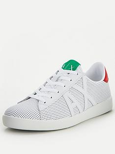 armani-exchange-flagship-leather-trainers-white