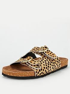 v-by-very-hazel-leather-buckle-footbed-sandal-camel