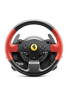 Thrustmaster Thrustmaster T150 Ferrari Edition Picture