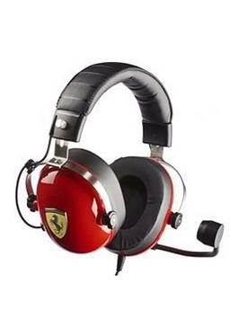 Thrustmaster   T-Racing Scuderia Ferrari Edition