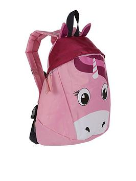 Regatta Regatta Little Adventurers Roary Unicorn Backpack - Pink Picture