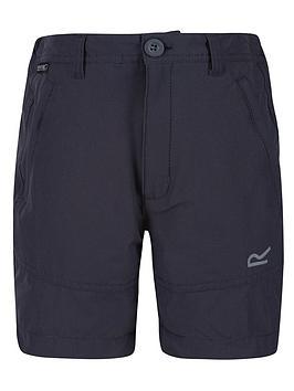 Regatta Regatta Boys Junior Highton Shorts - Grey Picture