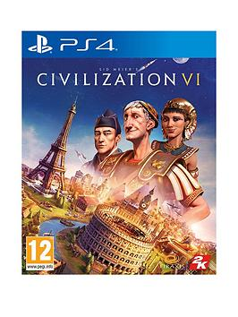 Playstation 4 Playstation 4 Civilization Vi - Ps4 Picture